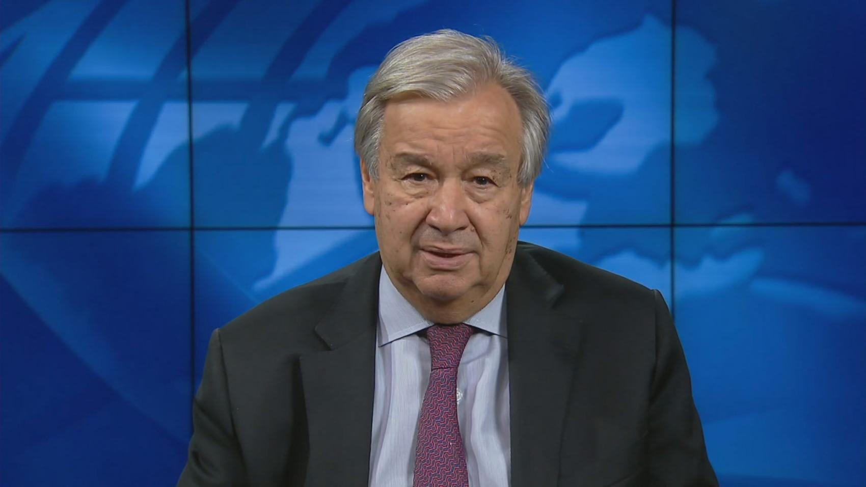António Guterres: Video Message to the Executive Council of the World Tourism Organization