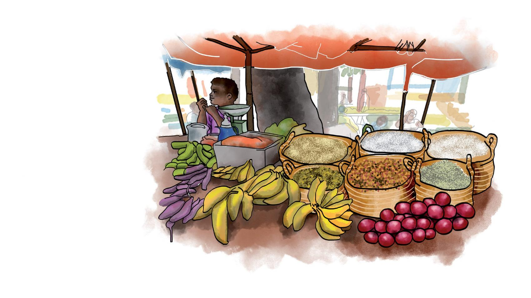 A Tour of African Gastronomy