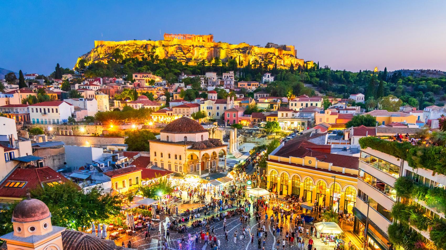 Europa Unida en la Reunión de los Líderes del Turismo en Atenas