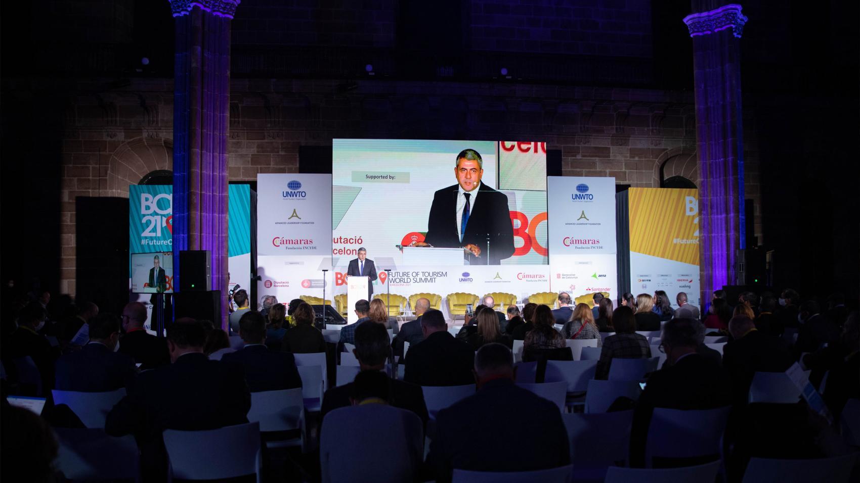 El futuro sostenible del turismo protagoniza la Cumbre de Barcelona